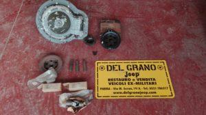 Original Braden Capstan Winch with NOS parts – Del Grano Jeep
