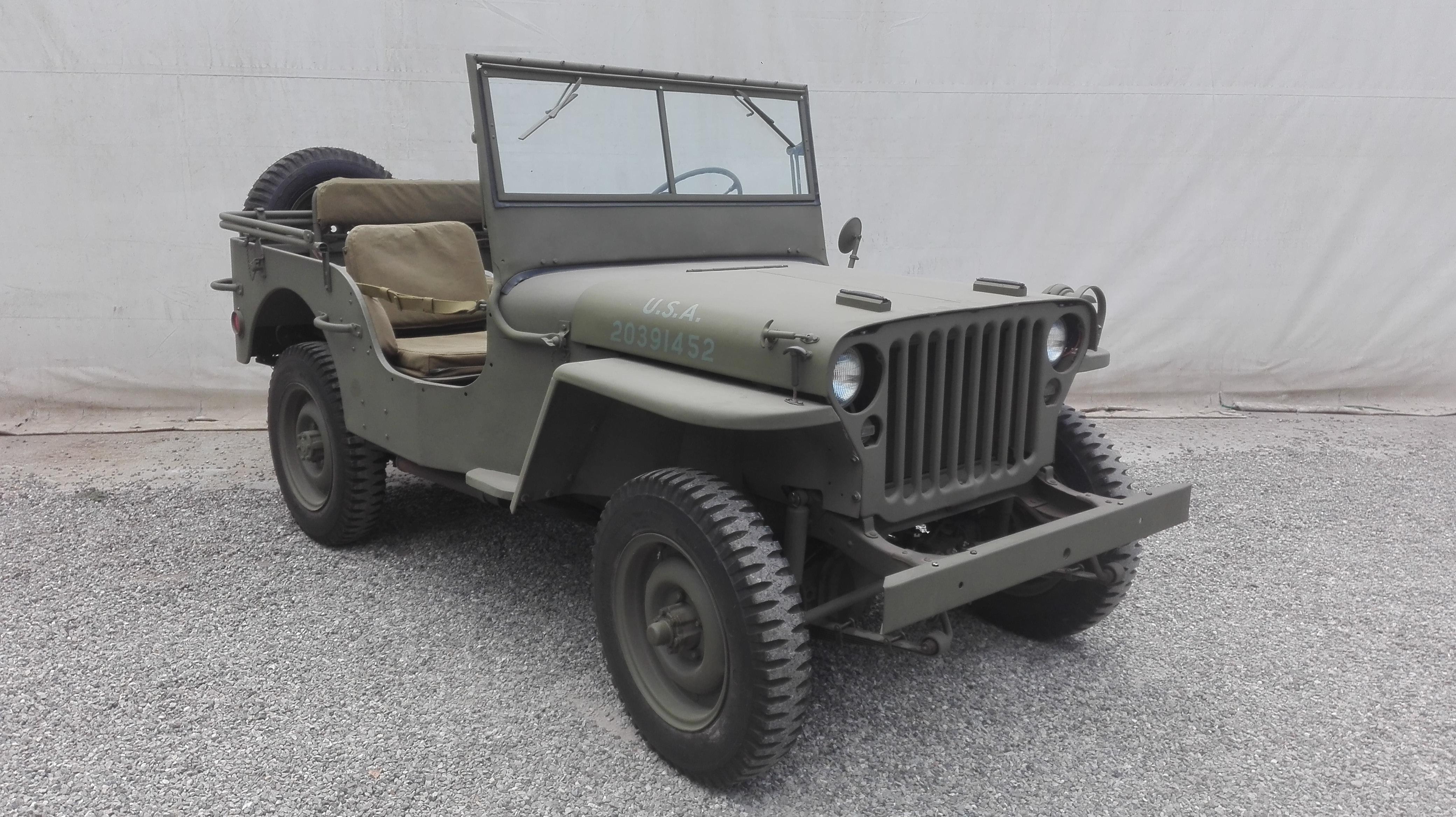 Ford GPW 1943 – Del Grano Jeep